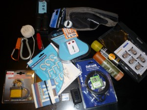 Practical Items to take travelling