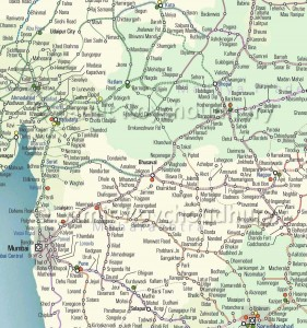 West India Rail Routes