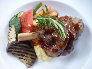 New Zealand Lamb Roast