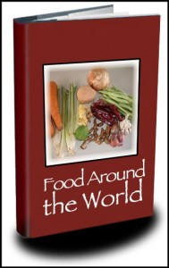 Recipe Book from Around the World