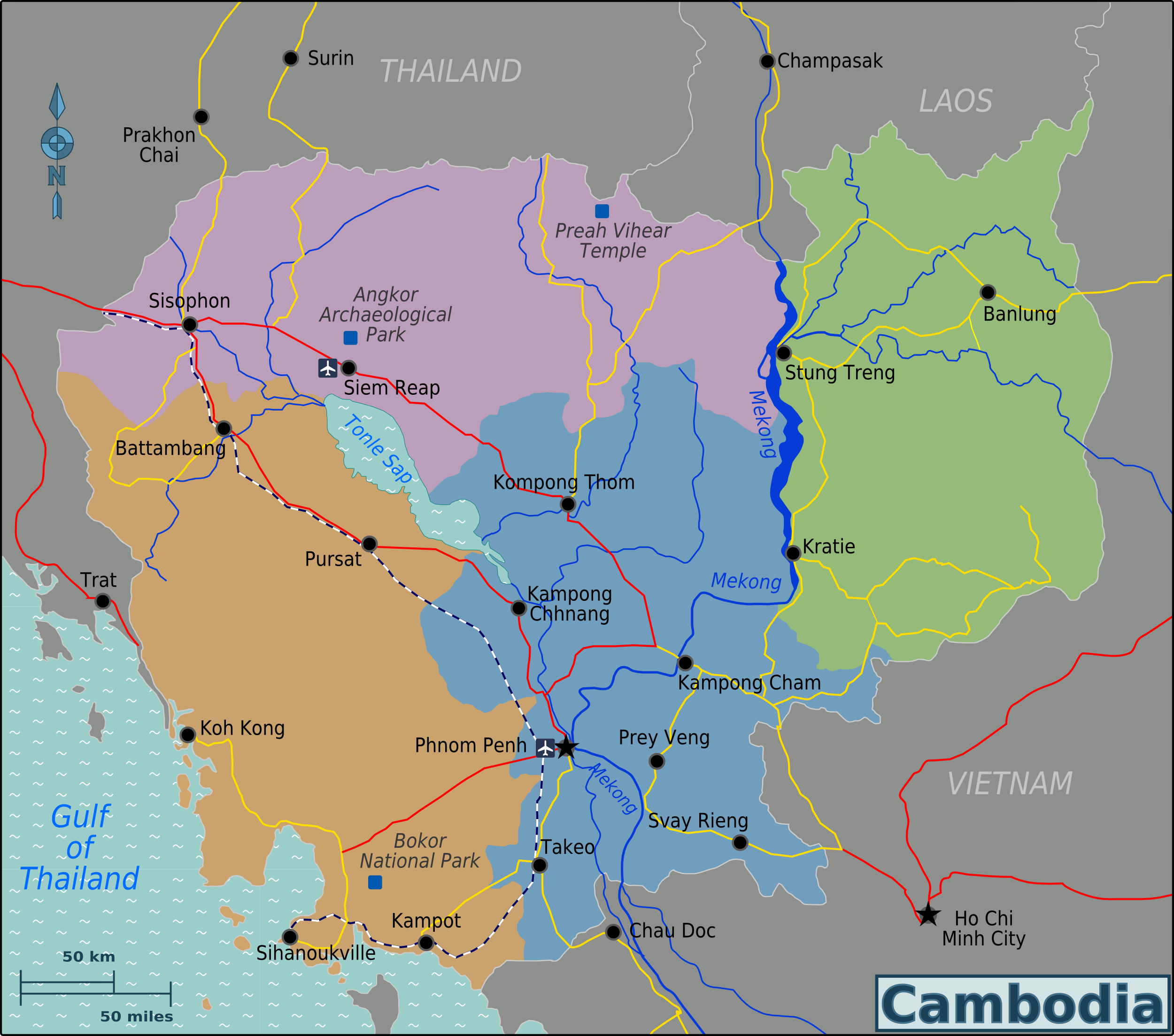 What Is A Capital Lease >> Cambodia – Around the World Travels