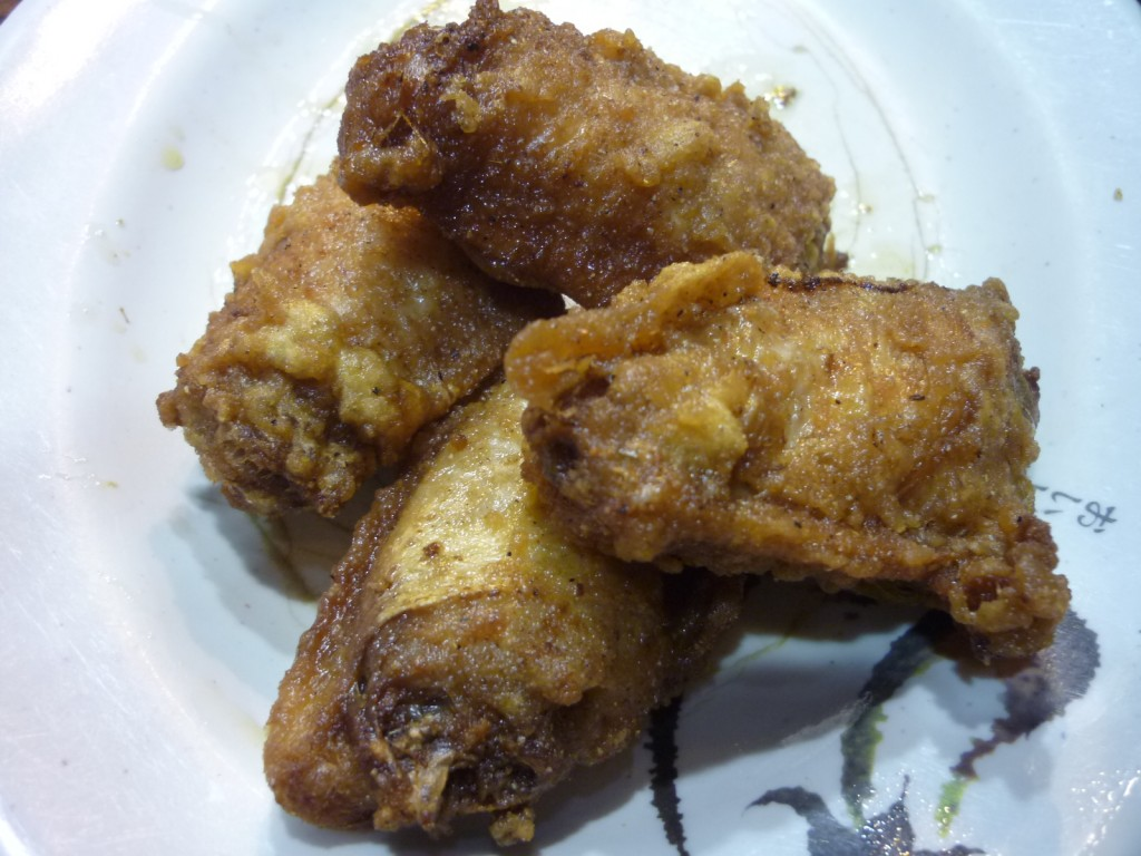 Chicken Wings from Hong Kong