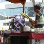 Indian sugar cane juice