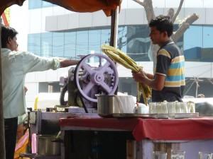 Indian sugar cane juice