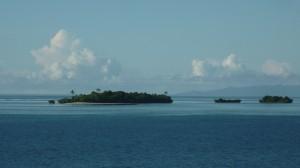 Fijian Desert Island
