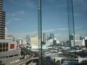 Baiyoke tower II view