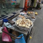 Fantastic street food of Bangkok