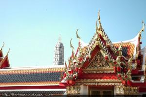 Wat Pho, Central Bangkok