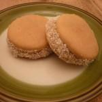 Argentine Alfajores biscuits