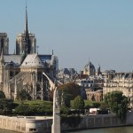 The central splendor of Paris
