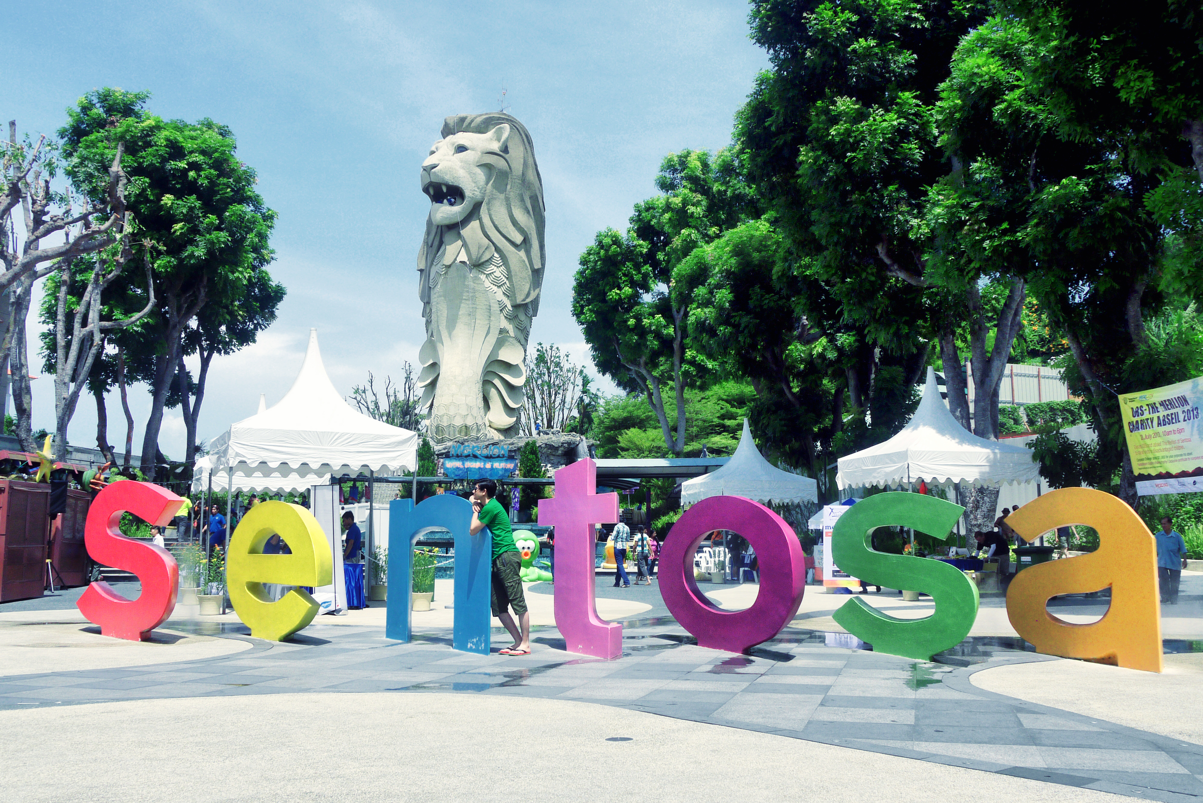 Singapore the most popular tourist destination in South